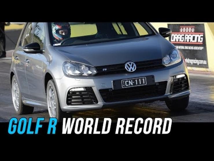 World's Quickest Golf R