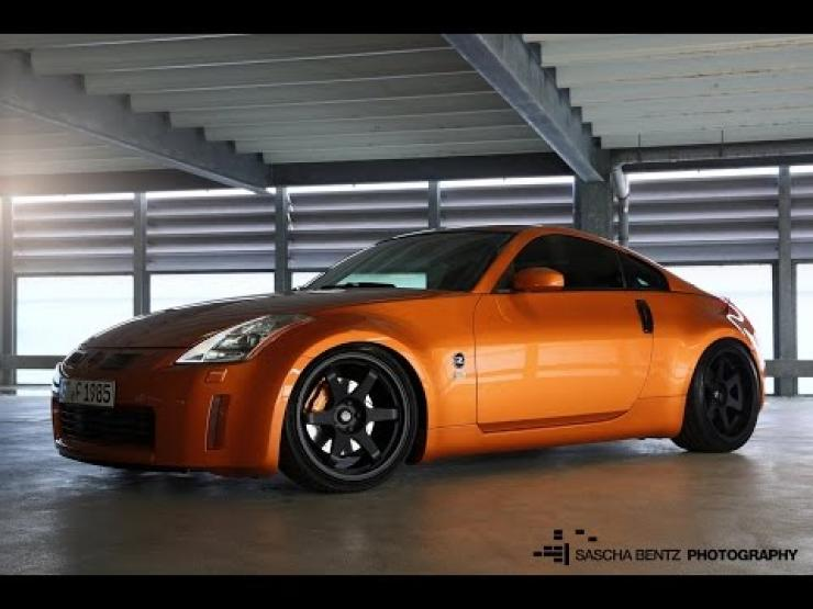 Nissan 350z Procharger, Golf 1 VR6 Turbo 4Motion vs. Porsche 991 GT3