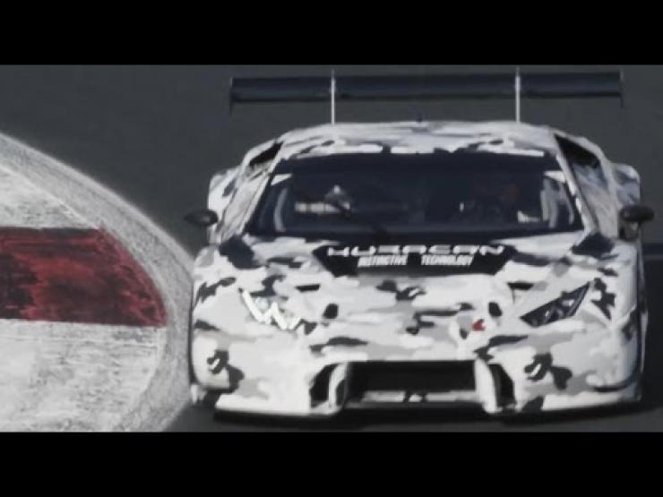 New Lamborghini Huracán GT3 - AutoEmotionenTV